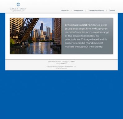 Crosstown Capital Partners, LLC